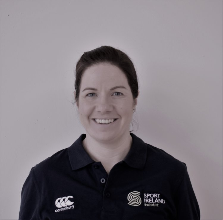 Antonia Rossiter, Head of Performance Physiology, Sport Ireland Institute