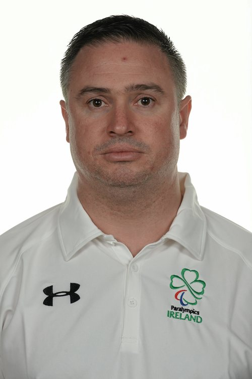 Dave Malone, Performance Director, Paralympics Ireland
