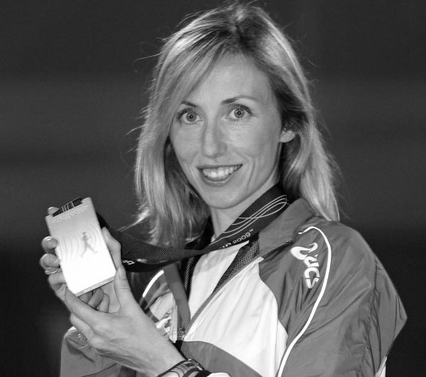 Olive Loughnane, World Champion, 4 time Olympian