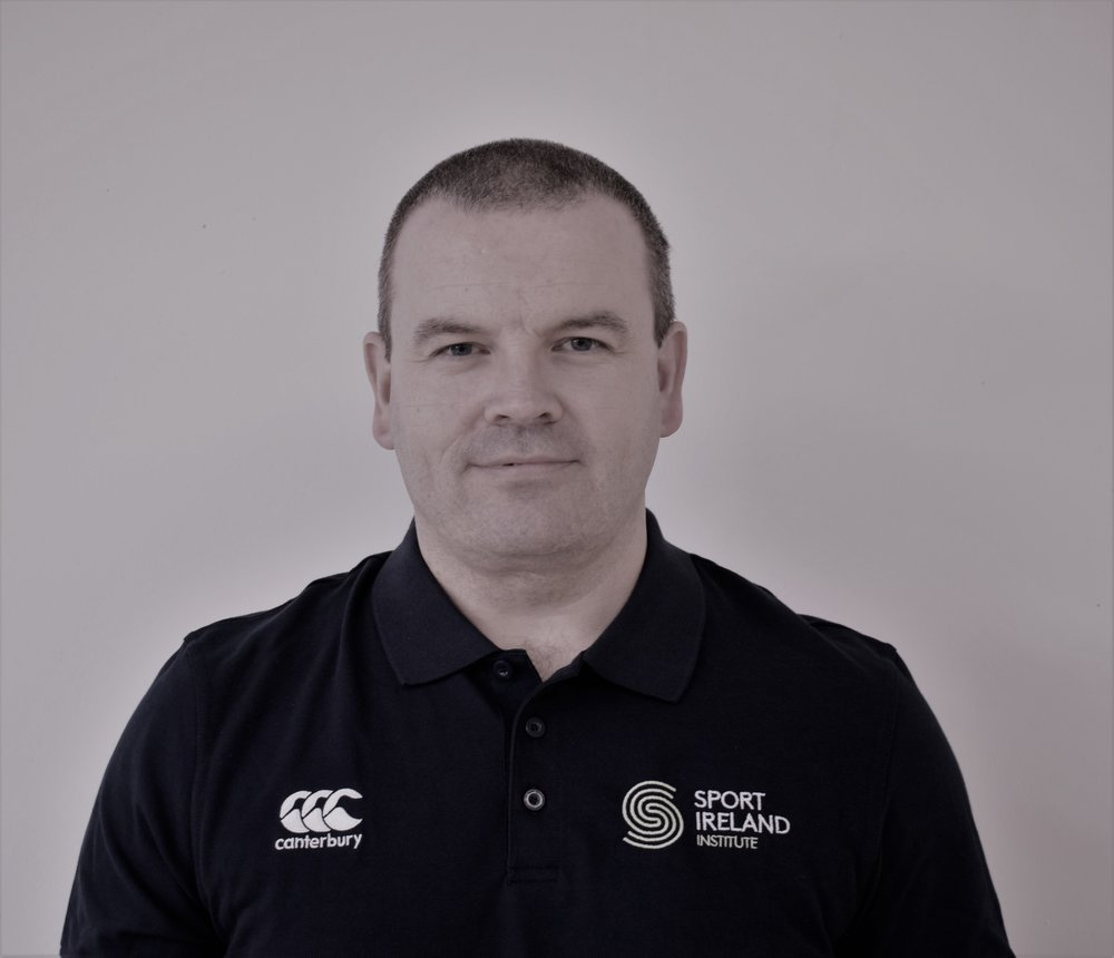 Liam Harbison, Director, Sport Ireland Institute