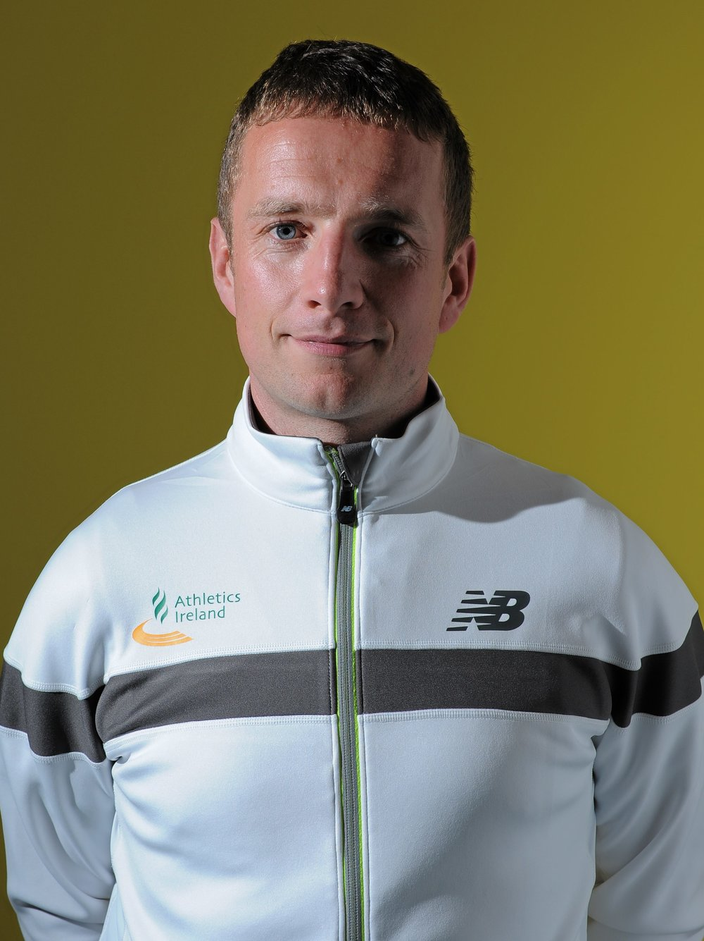 Steven Macklin, Athletics Coach