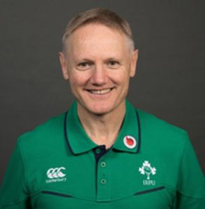 Joe Schmidt, IRFU Head Coach