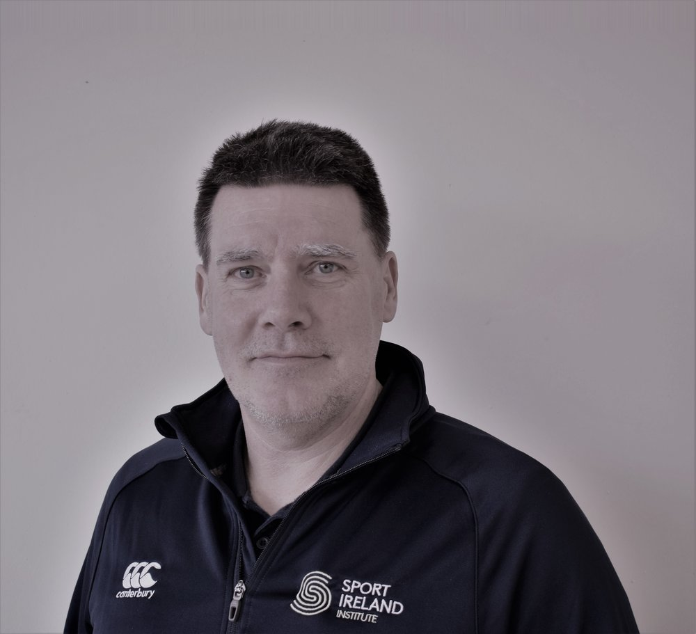 Phil Moore, Director, Performance Services, Sport Ireland Institute