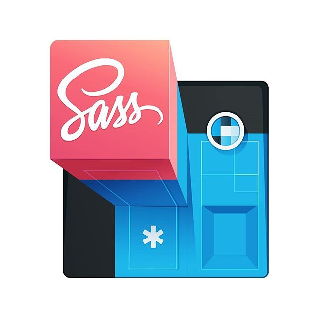 SASS is the badass expansion pack of CSS. Brings in a whole new dimension – gotta love those functions and variables.  Course image for egghead.io  #egghead #code #coding #developers #development #scss #sass