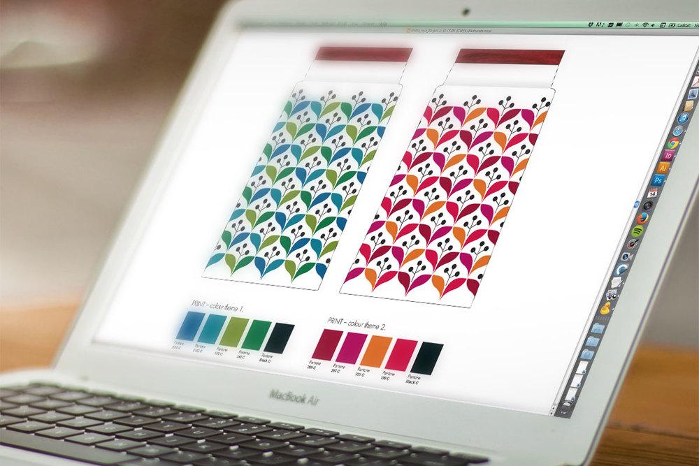 """Retro""fromSagaform. Design by Lotta Odelius"