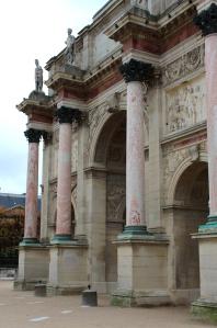 Arc du Triomphe Carousel
