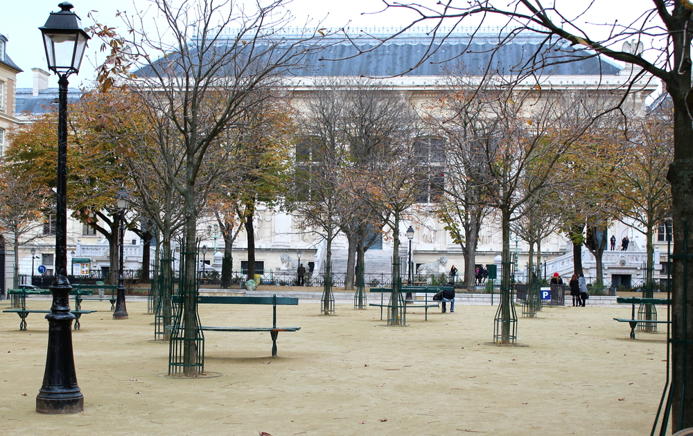 Place Dauphine Paris 4