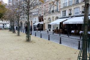 Place Dauphine Paris 3