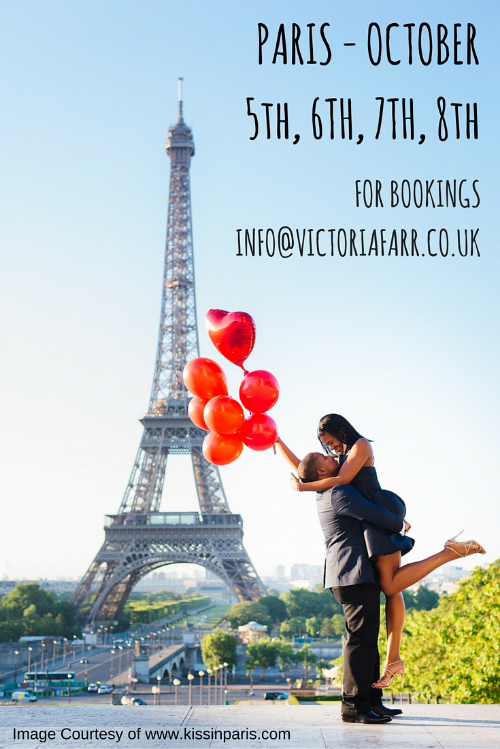 International Make Up Artist in Paris