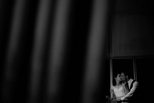 Bride & Groom quiet moment. Goldsborough Hall Wedding. Toast of Leeds Photography