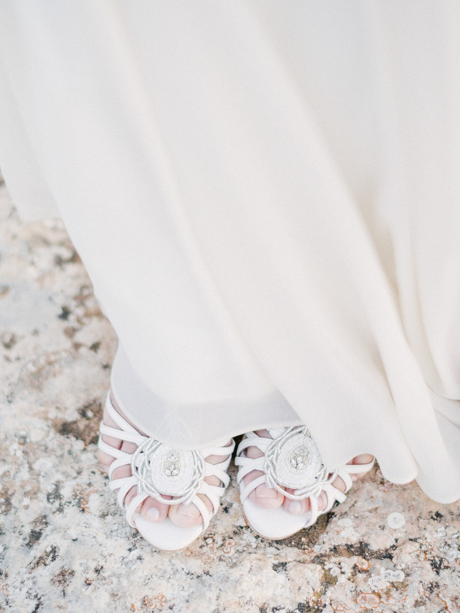 Emmy London Wedding Shoes - Ibiza