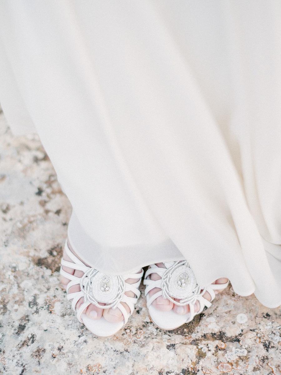 Emmy London Wedding Shoes - Ibiza