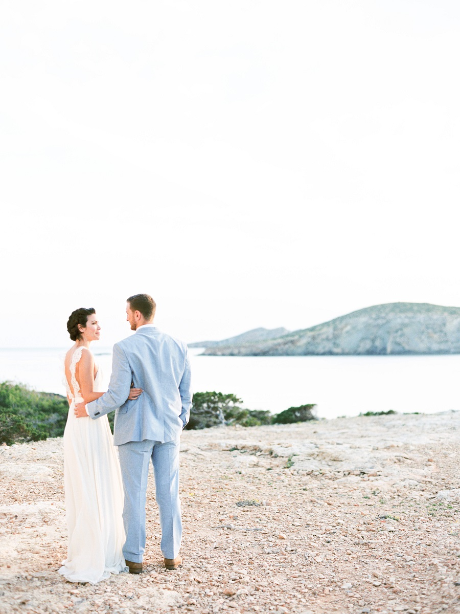 Wedding Make Up Artist Ibiza Victoria Farr  Hannah Duffy Photography