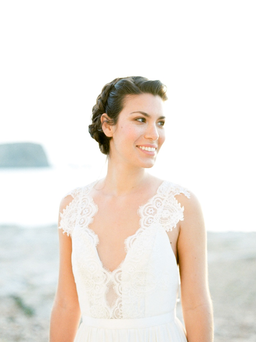 Natural Boho Bridal Make Up   Victoria Farr Make Up Artist