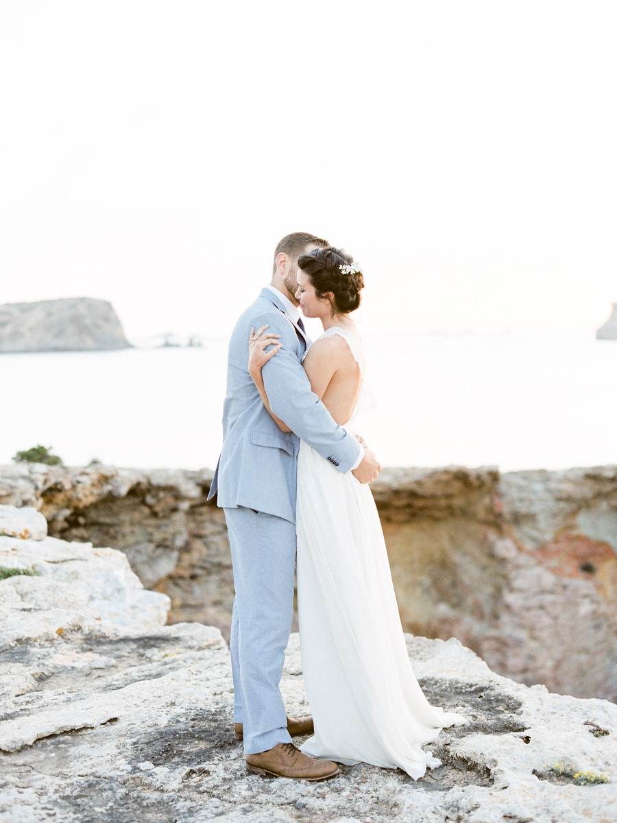 Intimate Ibiza Summer Wedding  Hannah Duffy Photography