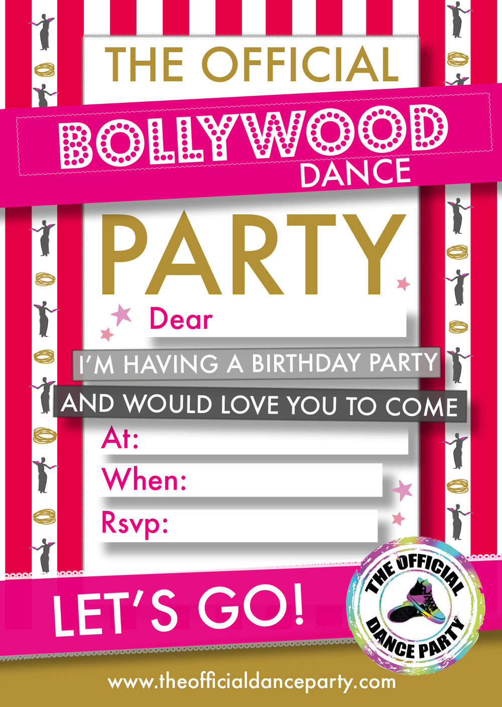 Bollywood — The Official Dance Party