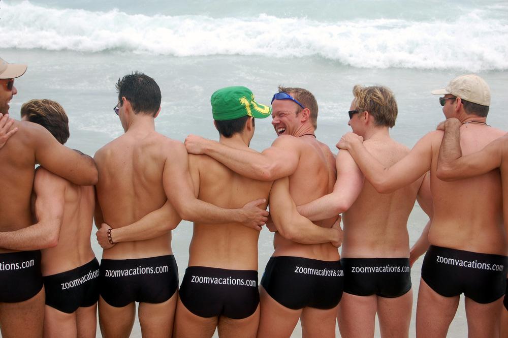 Gay allen beach