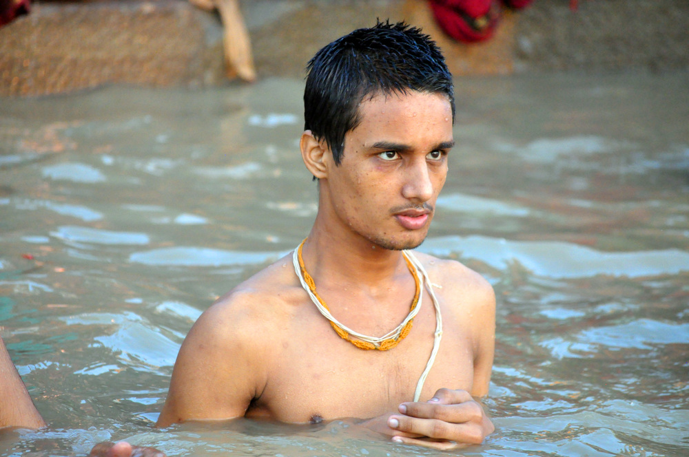 The Spiritual Ganges