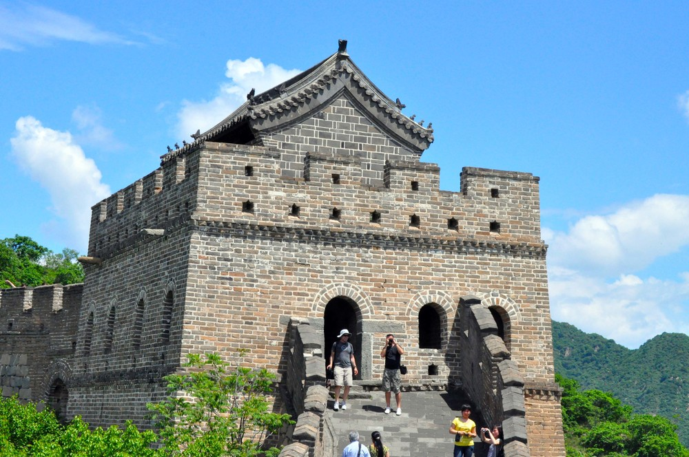 Great Wall Towers