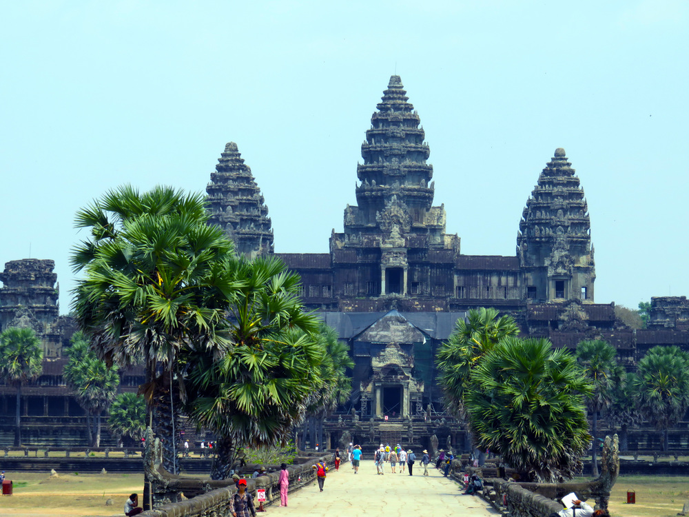 Visit World-Famous Places Like Angkor Wat