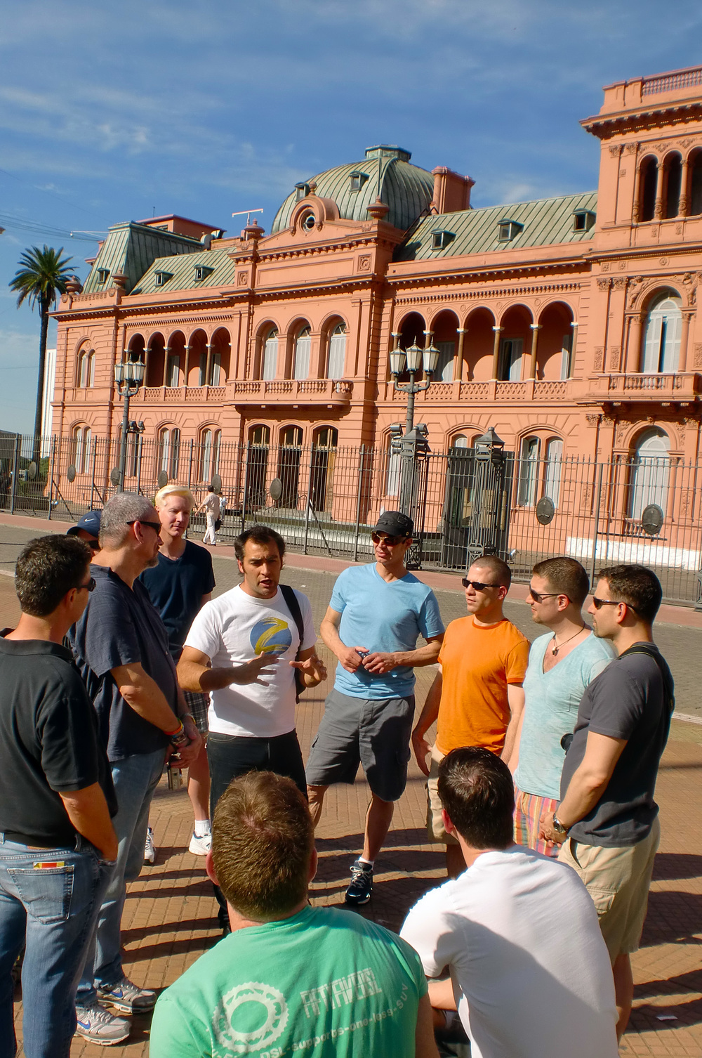 Gay Tour Buenos Aires