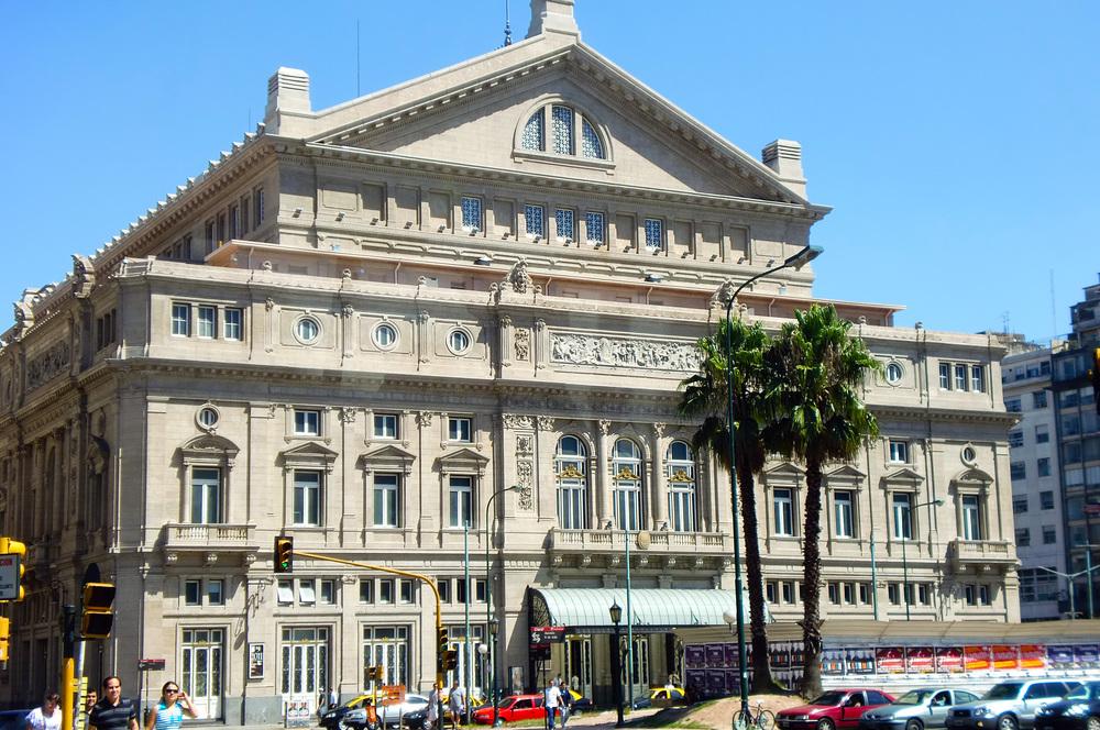 Copy of Copy of The Teatro Colon