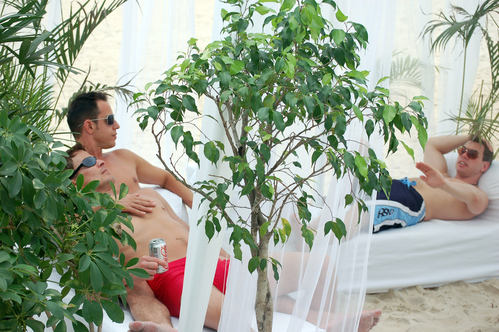 gay Rio lounge