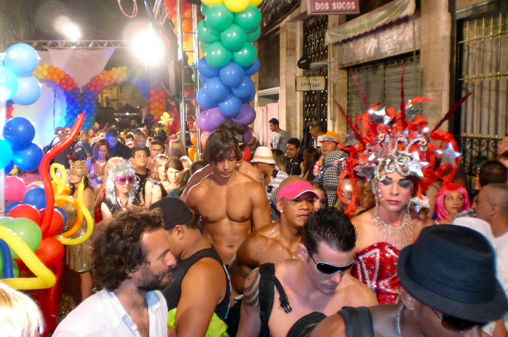 Gay Street Party