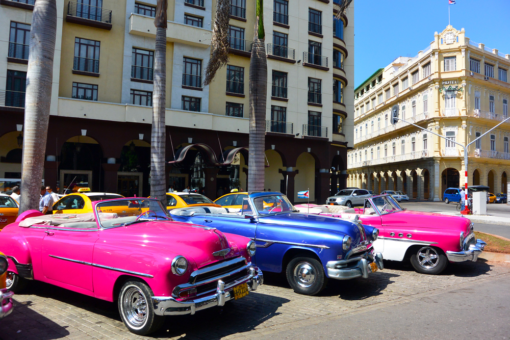 New Years in Cuba