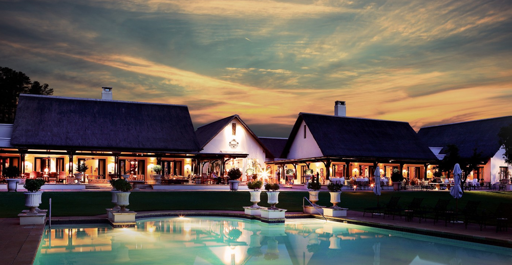 The Royal Livingstone Hotel - Victoria Falls