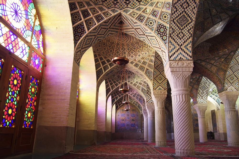 Zoom Vacations Iran