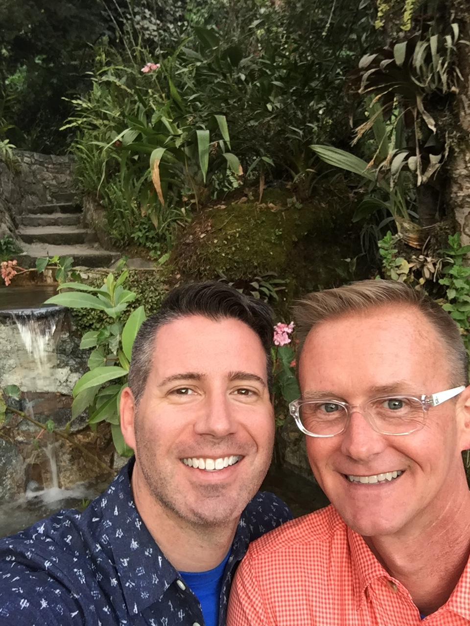 Featured Travelers: Brandon and Vince from Sugarland, TX