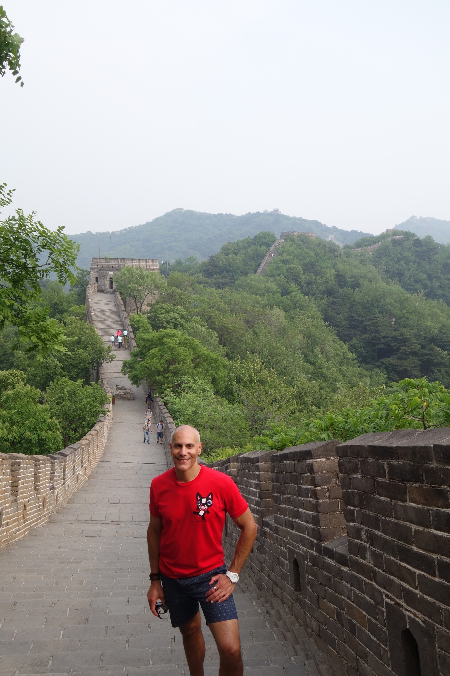Featured Traveler:  Rick, from NYC