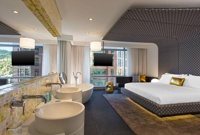 W Hotel Bogota