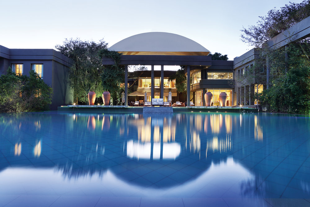 The Saxon, Johannesburg