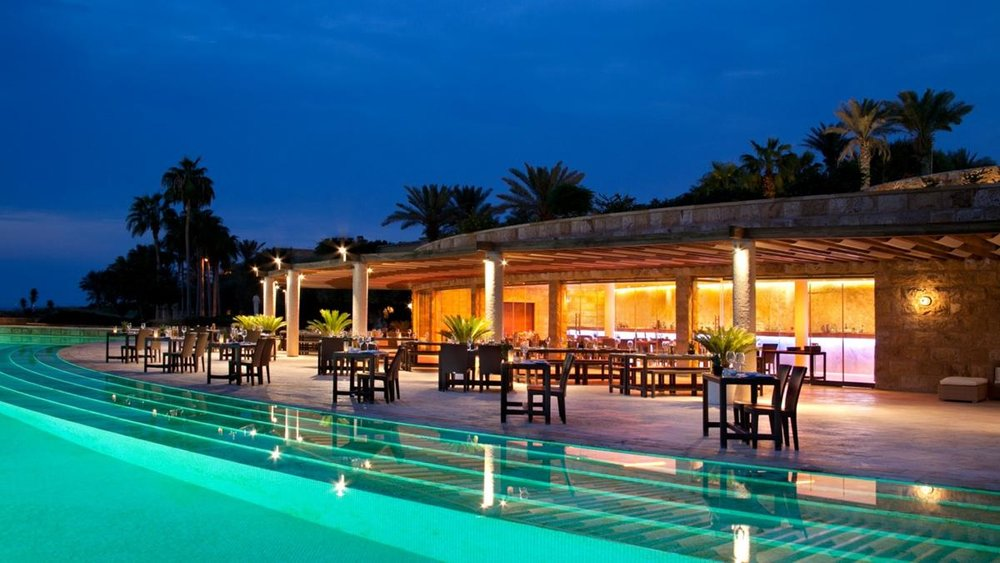 The Kempinski Hotel Ishtar