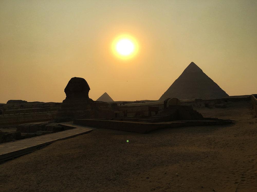 Egypt, September
