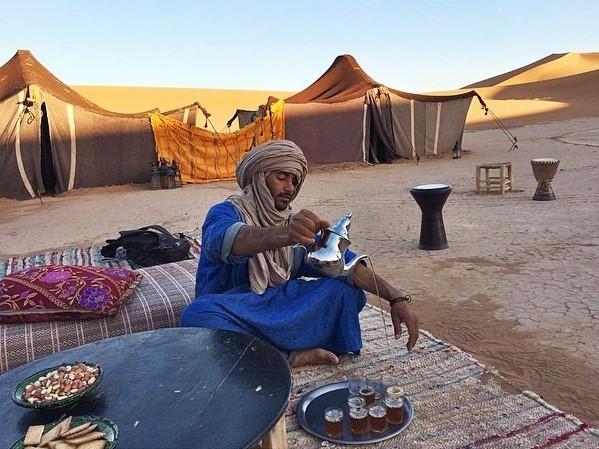 Morocco, May