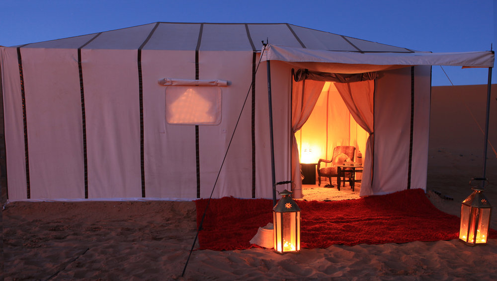 Luxury Desert Camp