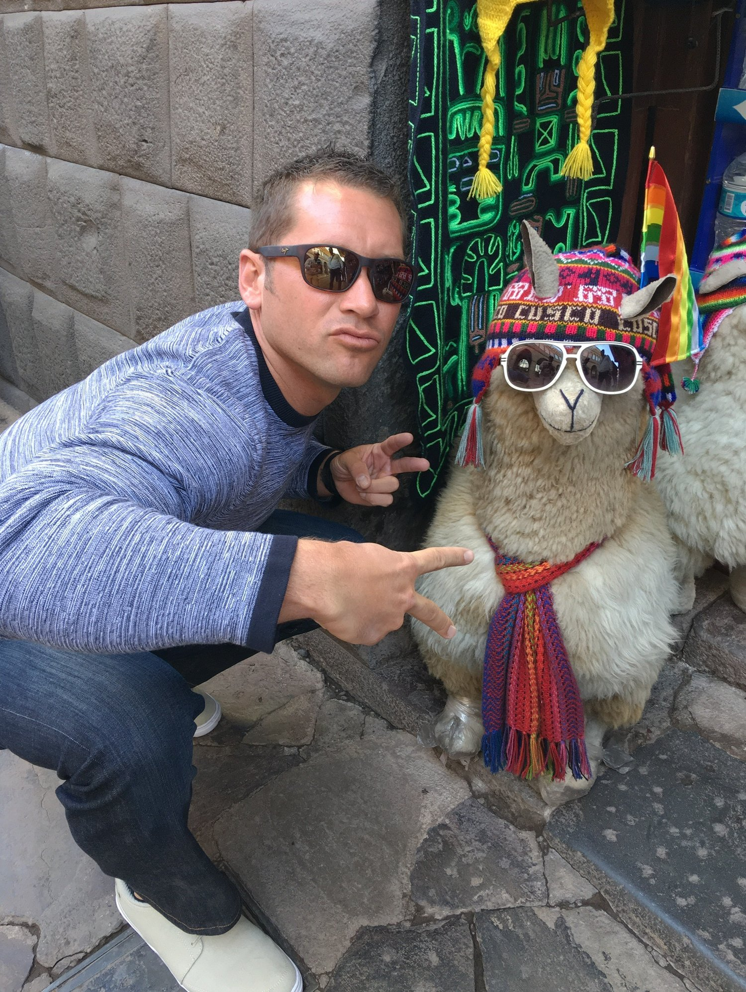 Featured Traveler:  Garret, from Chicagoland