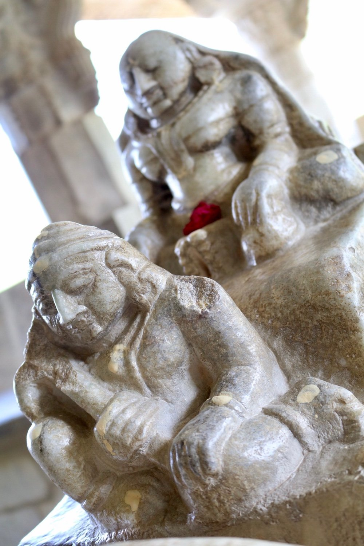 Religious art in India