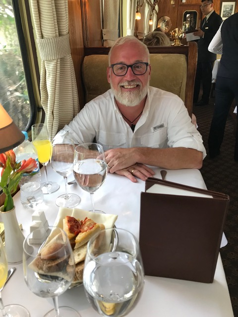 Featured Traveler: Kent, from Emmitsburg, MD