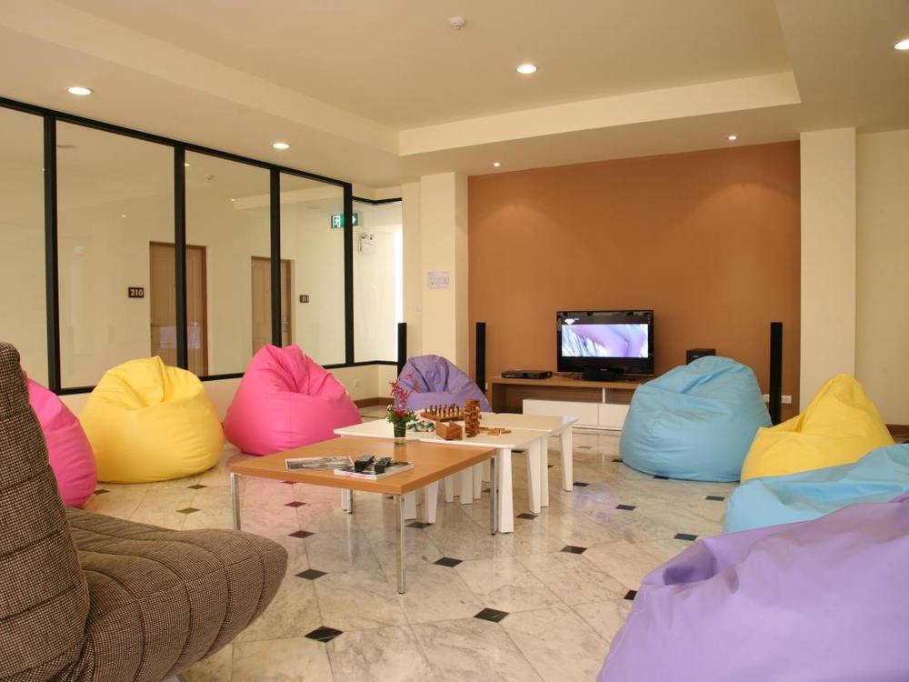 Comfortable, safe accommodation
