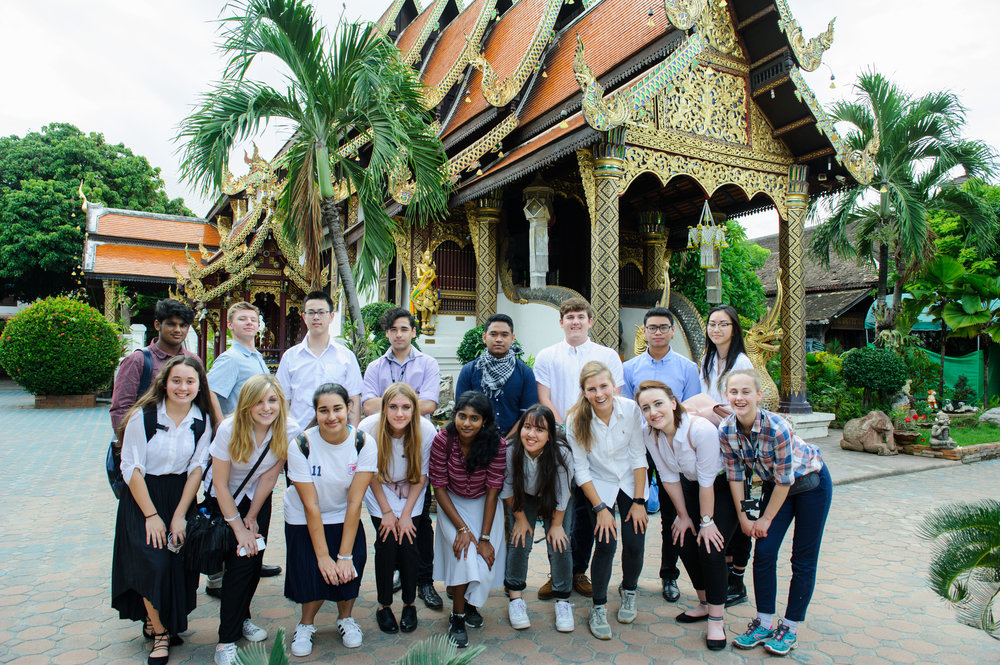 Work experience in Thailand