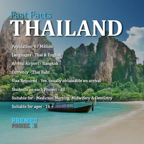 Thailand Hospital work experience