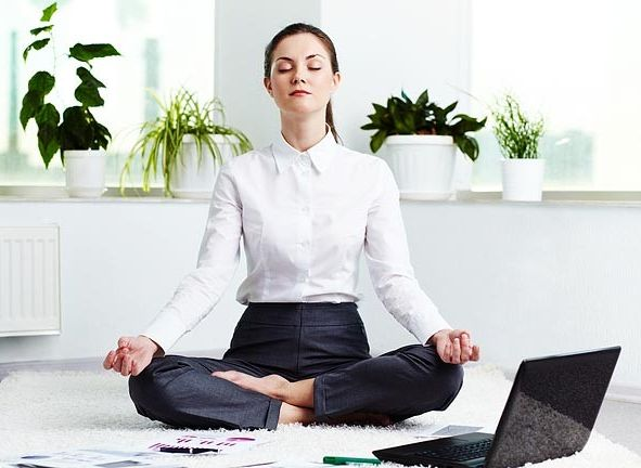 We help you De-Stress at Your Desk