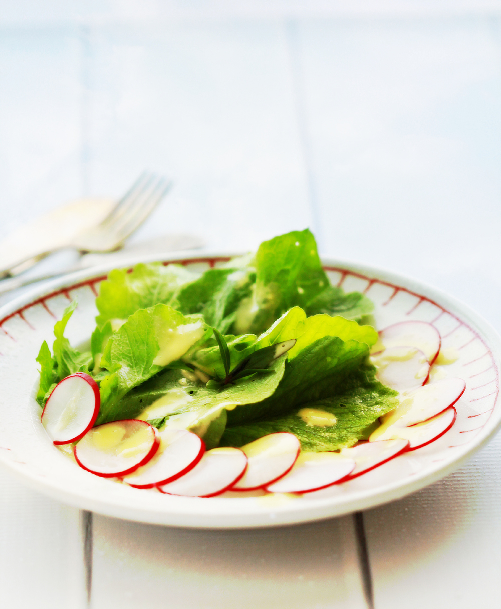 © Radish Salad with Dressing and Clouds by Dena T Bray.jpg