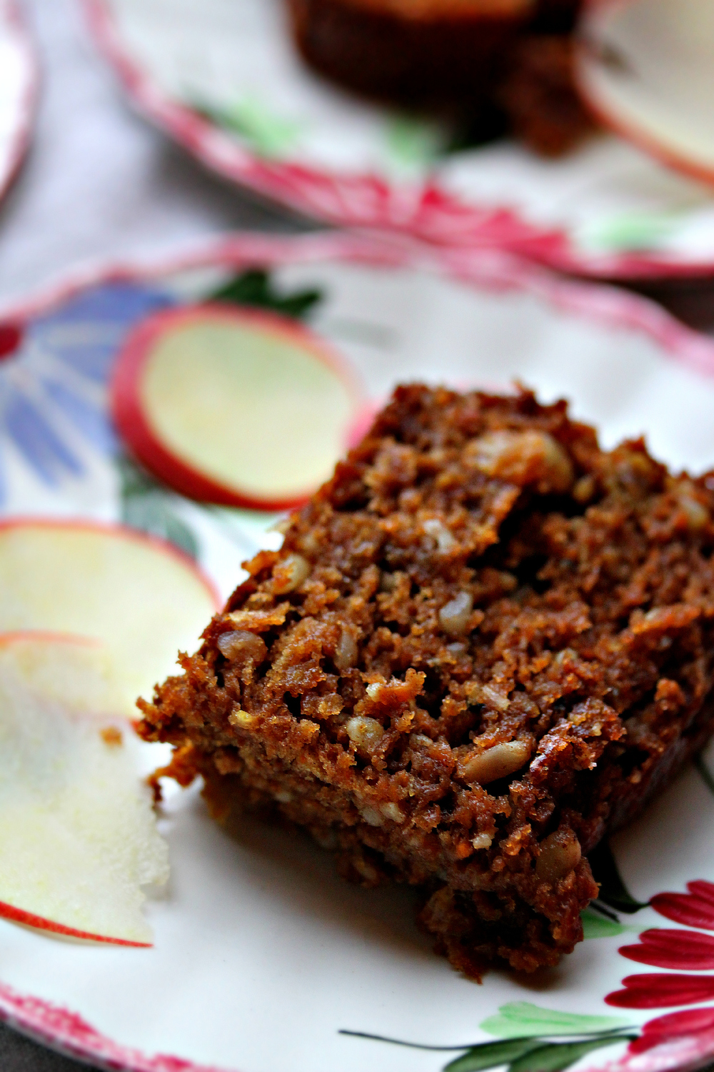 ©Carrot and Apple Teacake by Dena T Bray