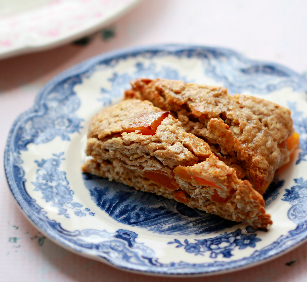 ©Oatmeal Scones by Dena T Bray