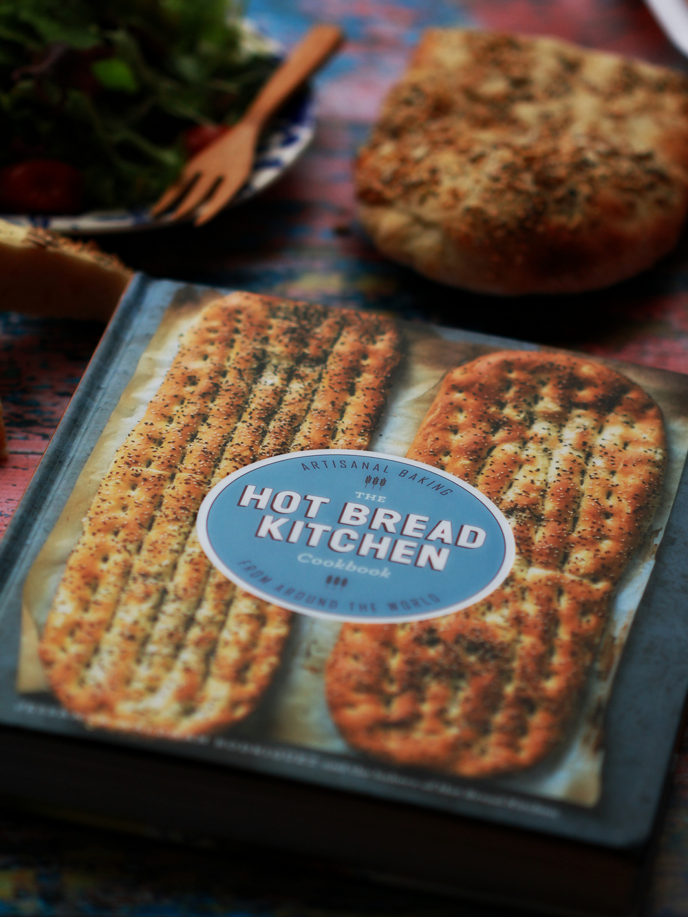 The Hot Bread Kitchen by Dena T Bray